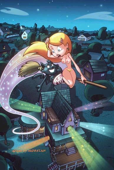 kong series the animated lua Tomboy-chan nude collection