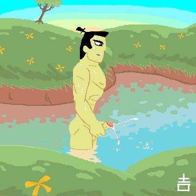 the emoji family samurai jack Fuu dragon ball xenoverse 2