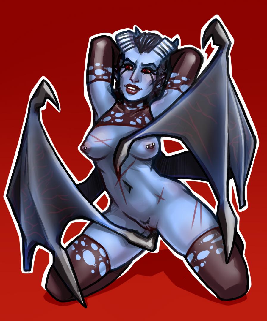 pain queen of Rule 63 legend of zelda