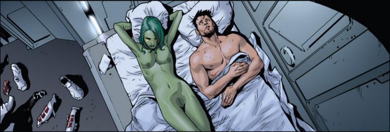 guardians the bereet of galaxy Monster girl encyclopedia mind flayer