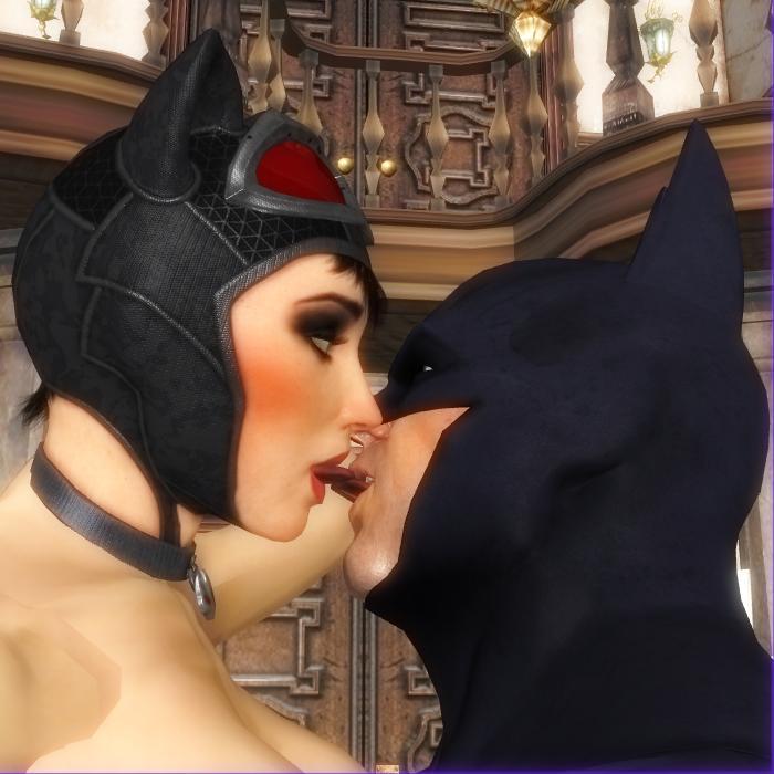 nude mods batman arkham city Panties to the side hentai