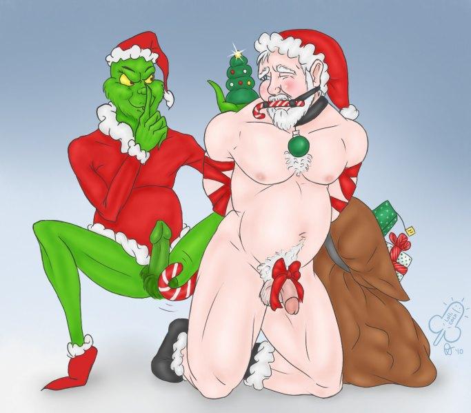 how the christmas grinch xxx stole Kateikyoushi no onee-san the animation