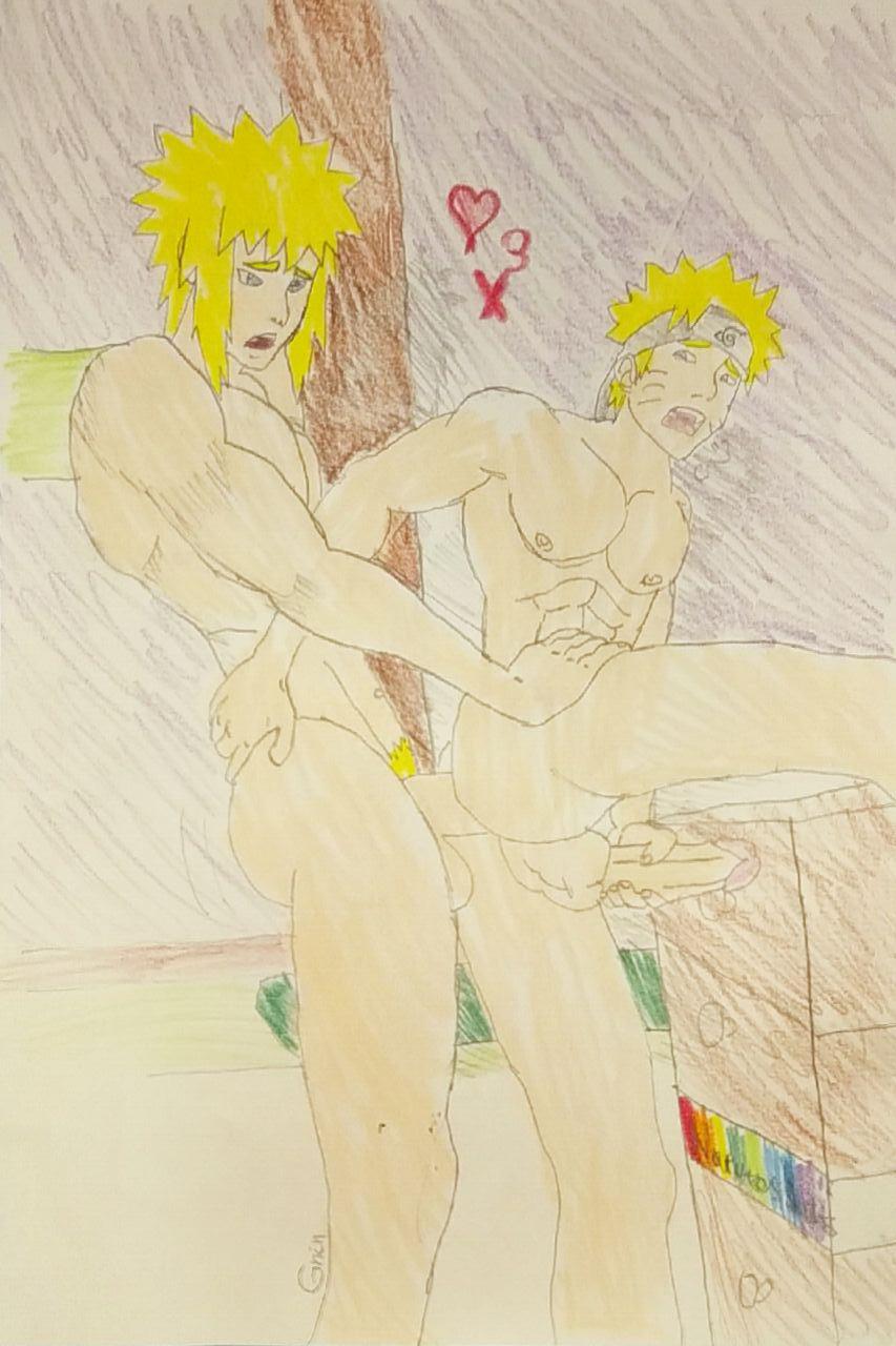 fanfiction naruto minato fem and lemon Mask of infamy binding of isaac