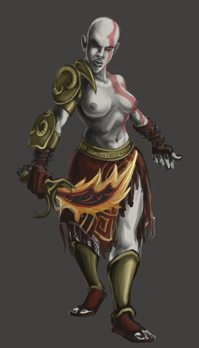 war wife of god 4 Spark the electric jester fark
