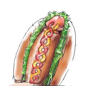with headphones meme hot dog Mom the binding of isaac
