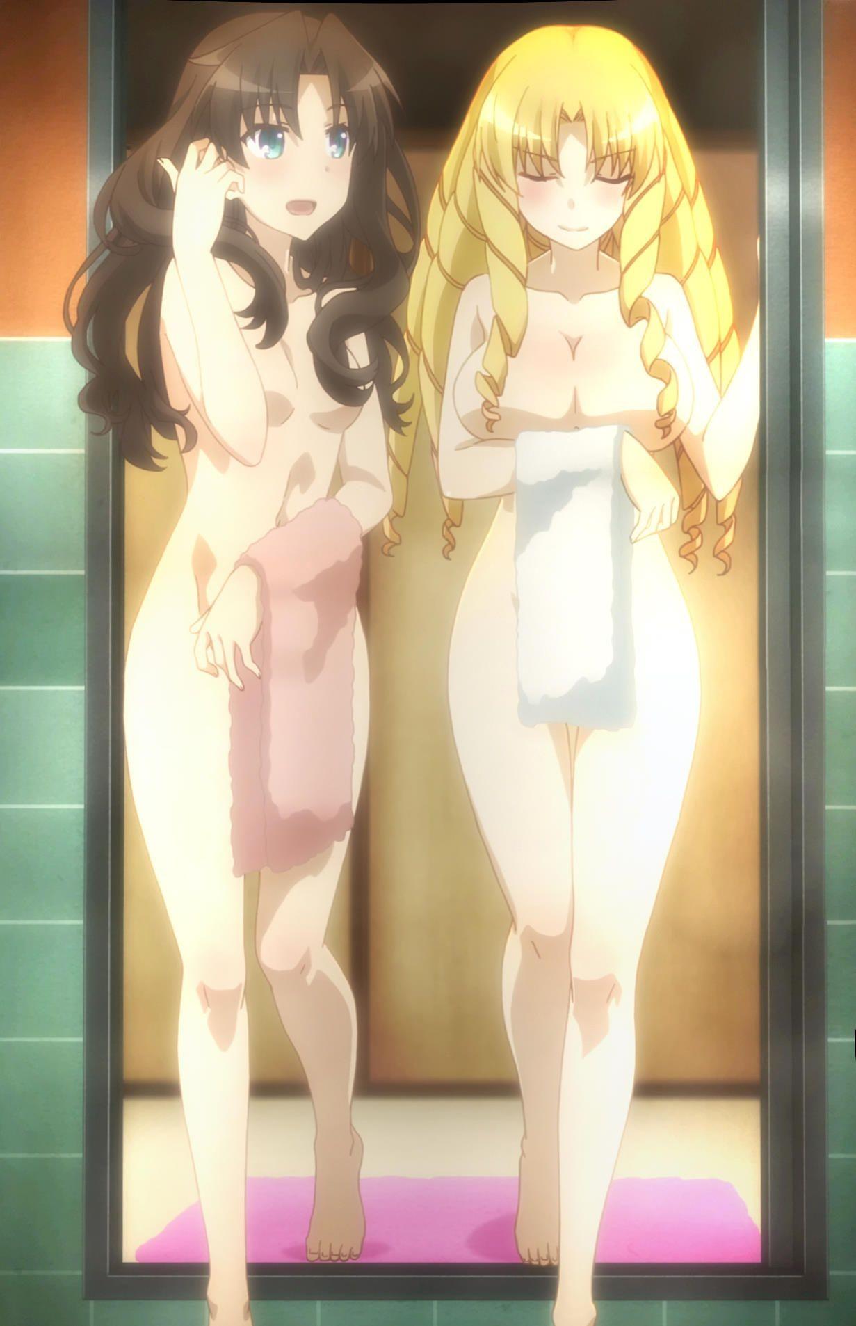liner prisma illya fate/kaleid nude One punch man fubuki nude