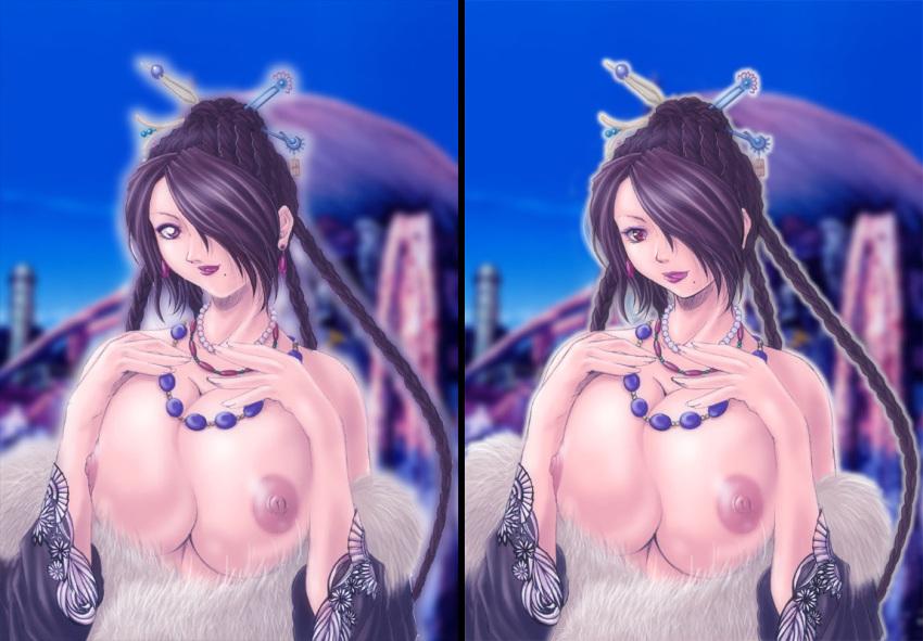 final lulu fantasy Hitomi la dickgirl on male
