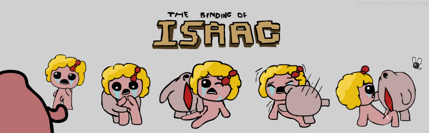 isaac d6 the binding of How old is trish una