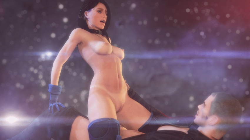 ashley williams mass nude effect Kiki's delivery service