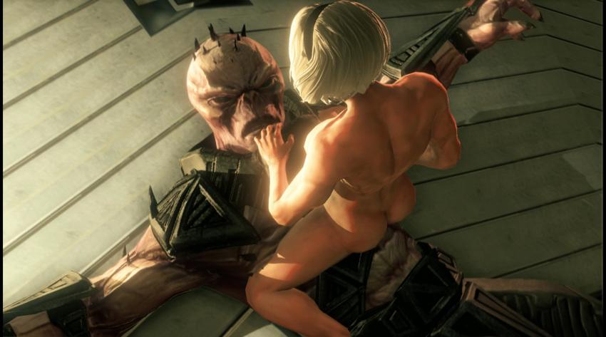 girl naked 4 saints row Yuria of londor