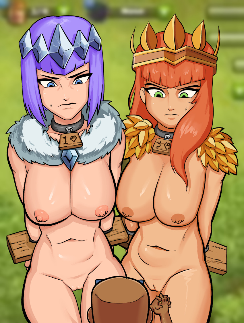 clans girls clash of naked Dungeon fighter online female slayer