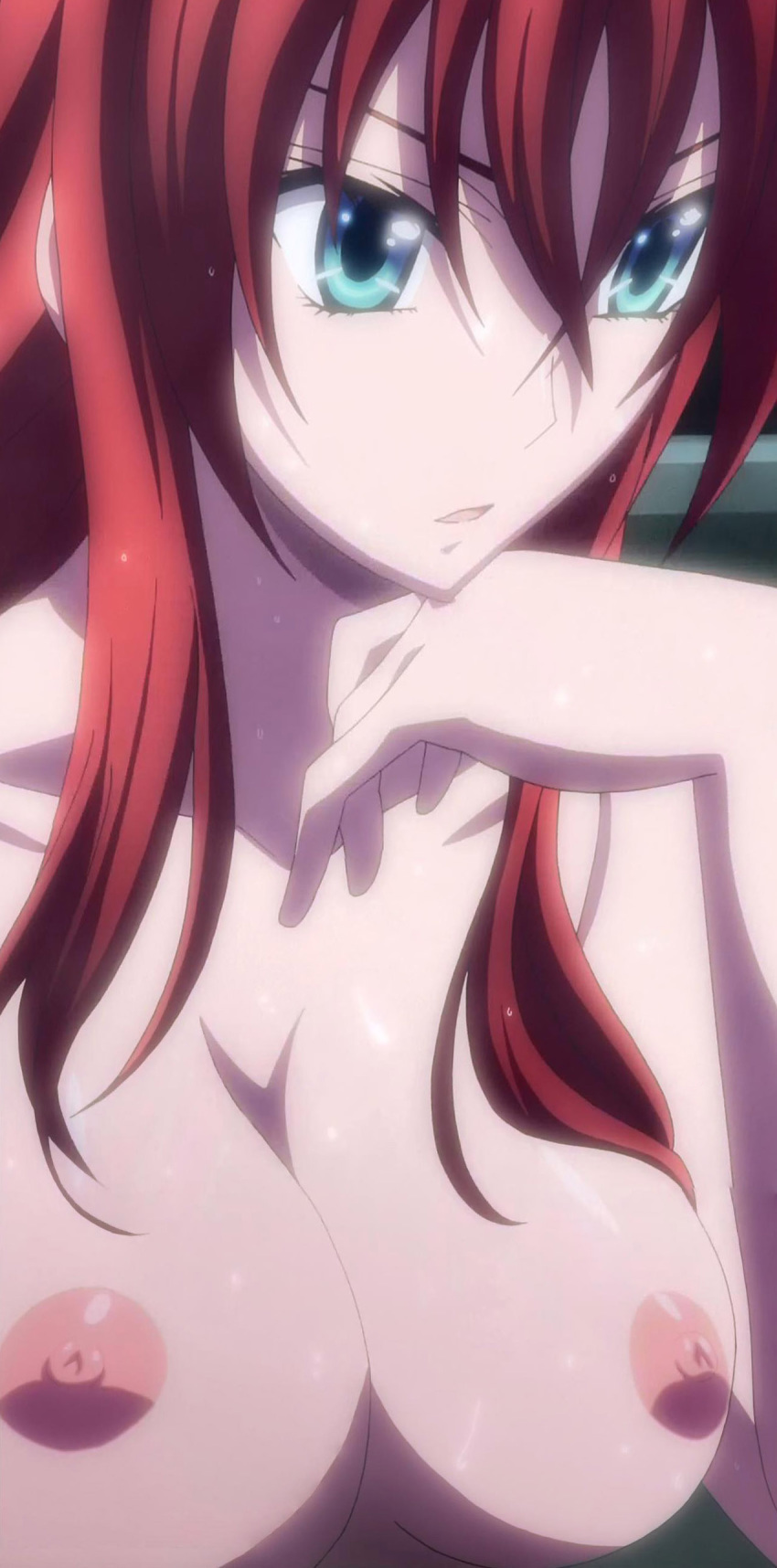 dxd rias gremory nude highschool Red lantern the crimson divine