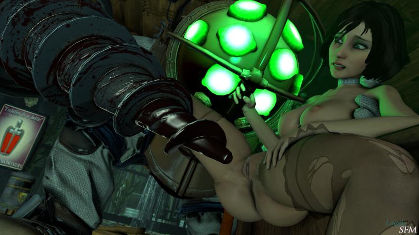 infinite bioshock elizabeth Trials in tainted space syri quest
