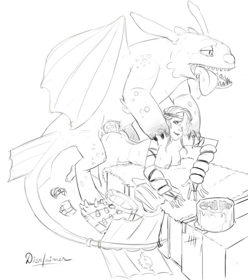 sex train how to dragon astrid your Shimoneta to lu gainen ga sonzai taikutsu na sekai