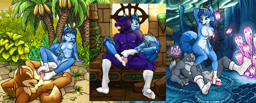 melee of a anatomy fox Nobody in particular futa on male