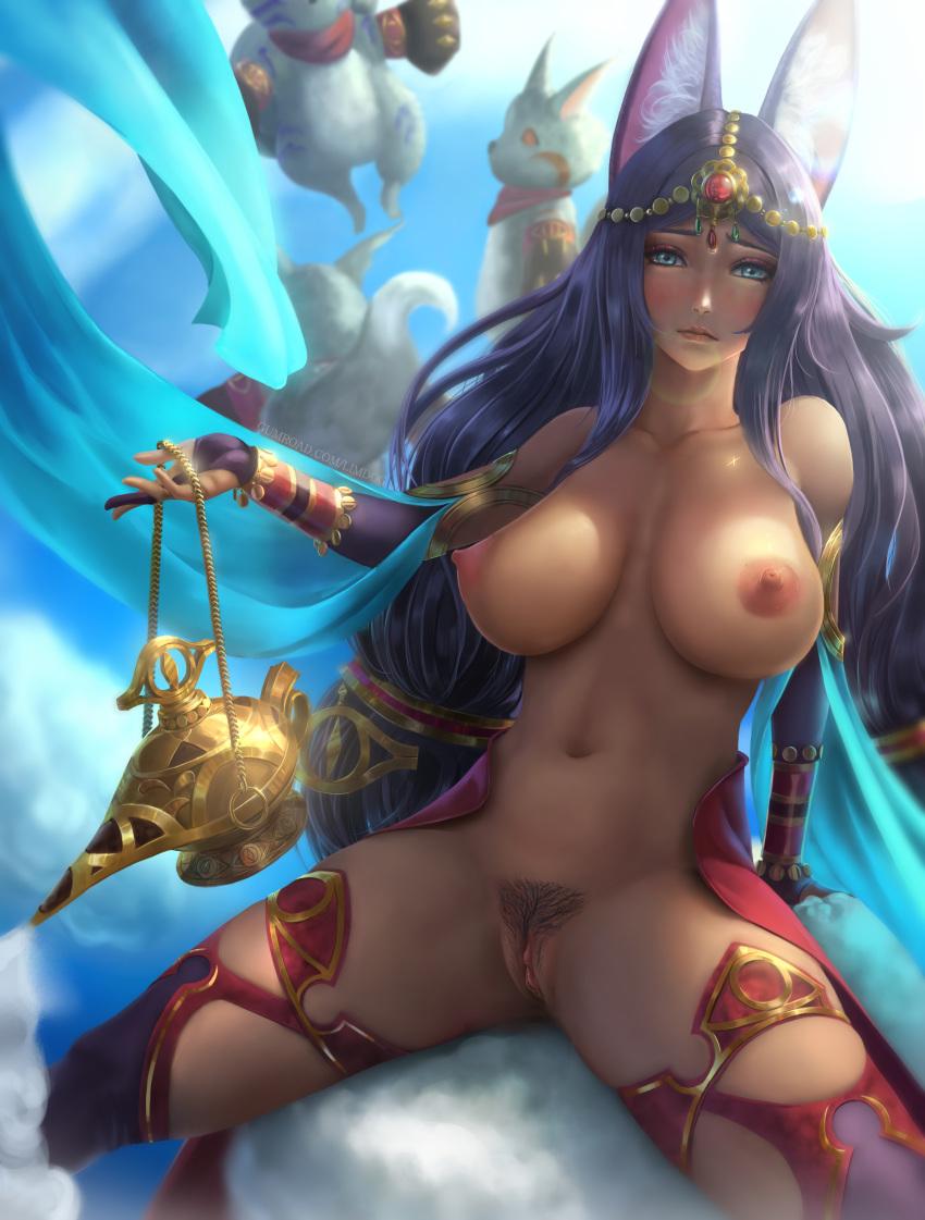 fate sheba queen of go Kale dragon ball super naked