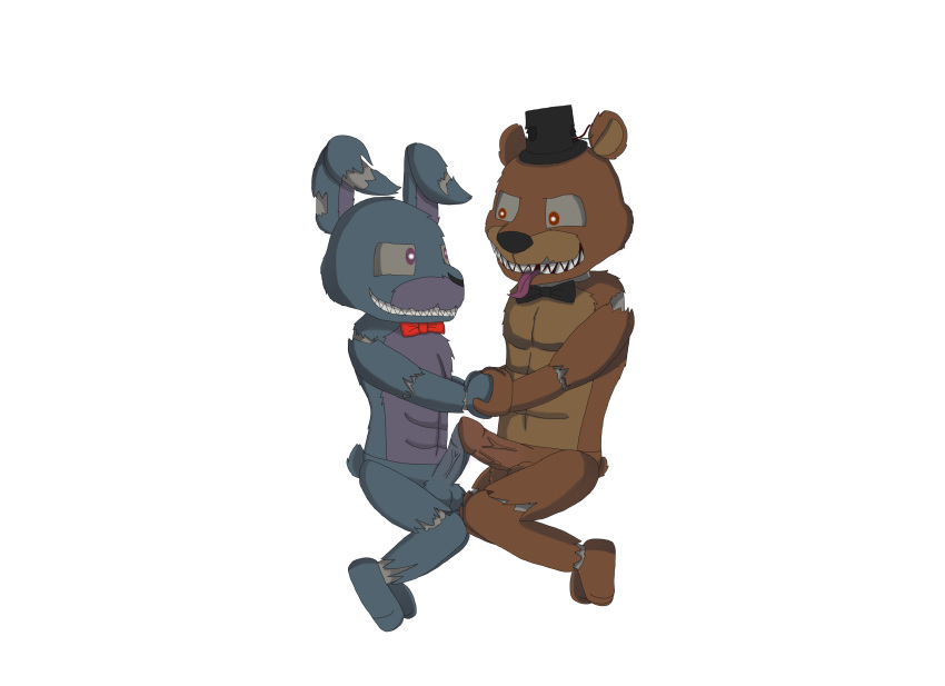 from fred nights bear freddy's at five One piece carrot su long