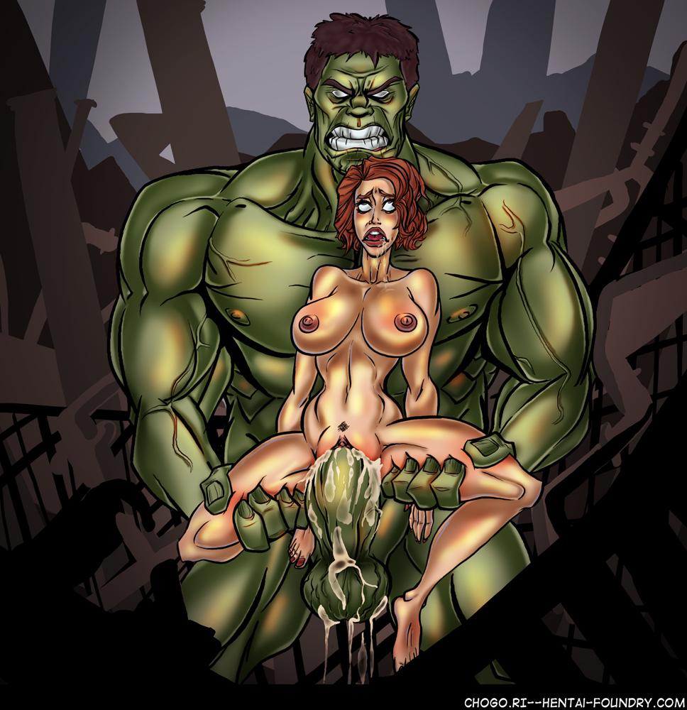 widow hentai hulk and black Sister of battle