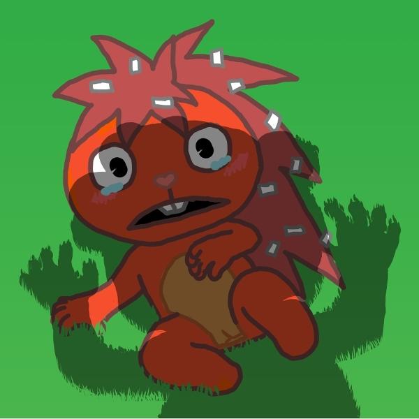 happy tree anime flaky friends Tyltyl and mytyl's adventurous journey
