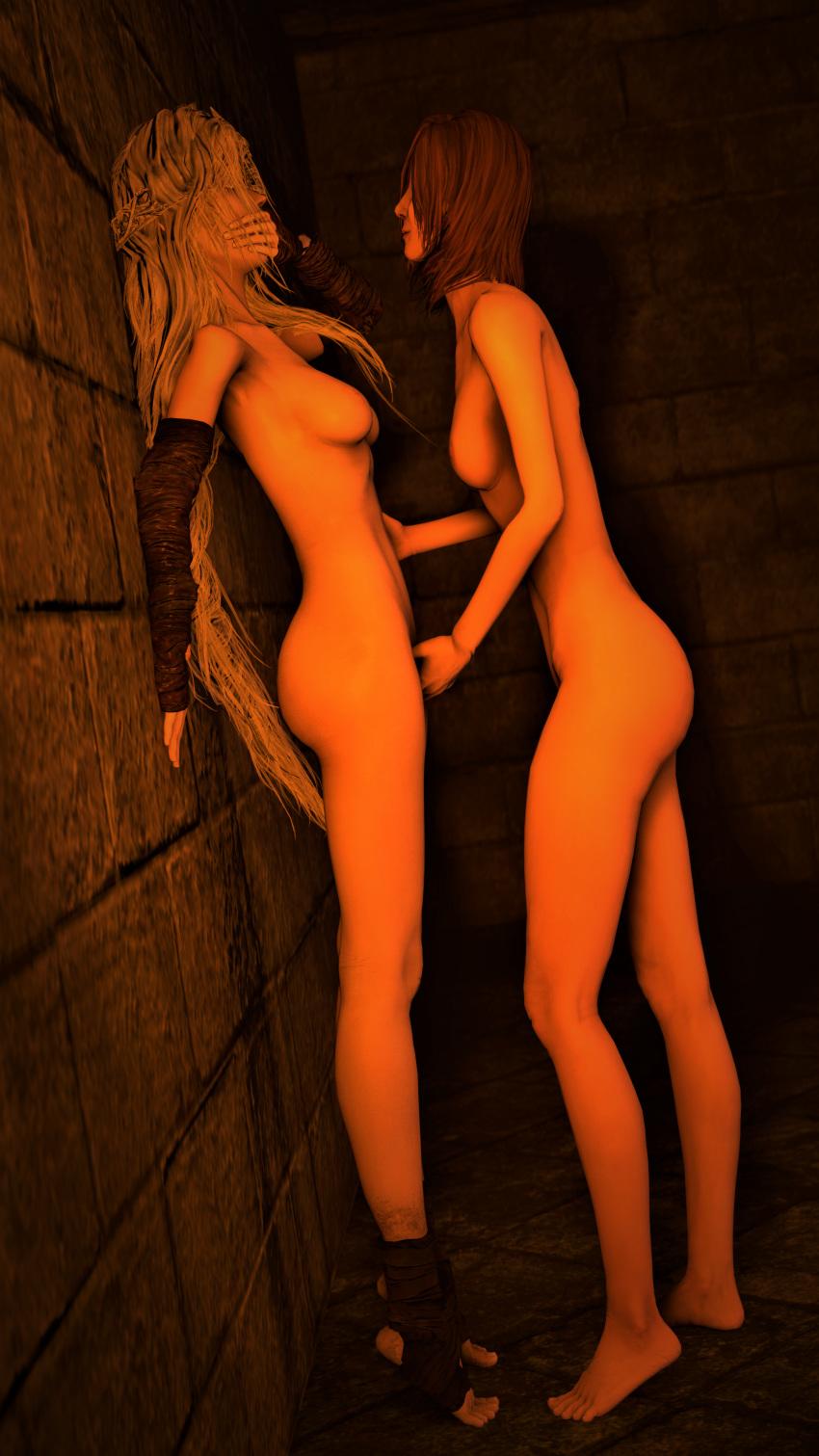 painting dark woman souls 3 Dark souls 3 firekeeper nude