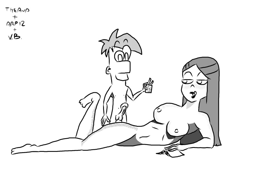ferb pics and sex phineas Natalie portman abs star wars