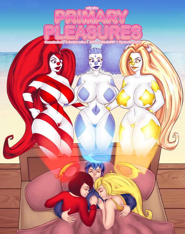 himitsu de no kichi xxx Avengers earth's mightiest heroes wasp